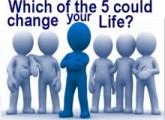 What if 1 in 5 people could change your Life?