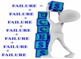 SUCCESS on a foundation of Failures