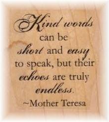 kind-words